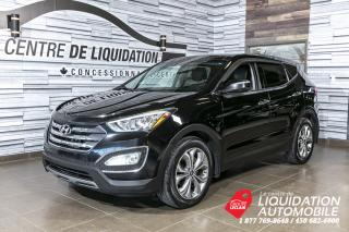 Used 2013 Hyundai Santa Fe SE+AWD+TOIT+MAGS+CUIR+TOIT PANO+BLUETOOTH for sale in Laval, QC