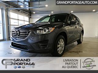 Used 2016 Mazda CX-5 GX 4 portes à traction intégrale, boîte for sale in Rivière-Du-Loup, QC