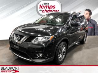 Used 2016 Nissan Rogue SL AWD PREMIUM ***GARANTIE PROLONGÉE*** for sale in Beauport, QC