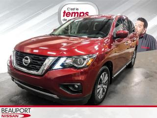 Used 2019 Nissan Pathfinder SV TECH 4WD ***25 000 KM*** for sale in Beauport, QC