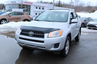 Used 2011 Toyota RAV4 4 portes, 4 roues motrices, 4 cyl. en li for sale in Shawinigan, QC