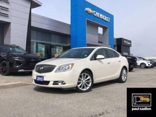 Used 2012 Buick Verano w/1SL for sale in Barrie, ON