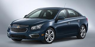 Used 2016 Chevrolet Cruze Limited for sale in Barrie, ON