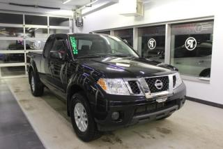 Used 2018 Nissan Frontier SV cabine double 4x4 caisse longue BA for sale in Lévis, QC