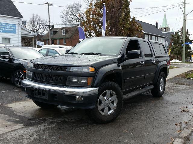 2011 Chevrolet Colorado LT w/2LT