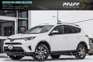 Used 2017 Toyota RAV4 AWD LE for sale in Orangeville, ON