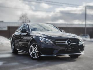 Used 2016 Mercedes-Benz C-Class C 300 for sale in Toronto, ON