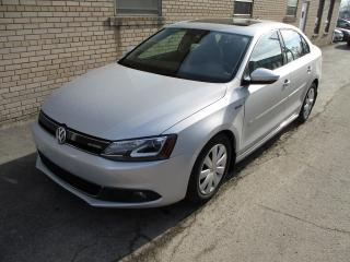 Used 2013 Volkswagen Jetta Sedan Highline for sale in Oakville, ON