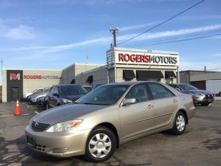 Used 2003 Toyota Camry LE for sale in Oakville, ON