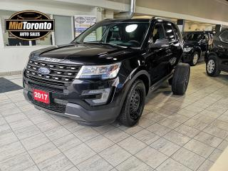 Used 2017 Ford Explorer XLT 4WD | SPORT PKG | 20 INCH WHEELS | NAV | ROOF | TOW PKG | 2 SETS OF TIRES for sale in North York, ON