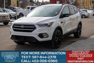 Used 2019 Ford Escape Titanium SPORT PACKAGE/SUN ROOF/2.0L/SYNC 3/FORD PASS for sale in Okotoks, AB