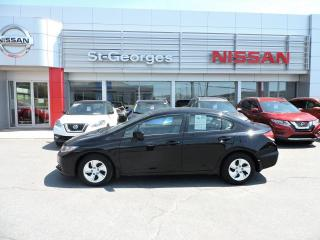 Used 2015 Honda Civic LX 4 portes, boîte automatique for sale in St-Georges, QC