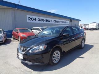 Used 2018 Nissan Sentra 1.8 SV SUMMER SALE ON NOW !!! for sale in Saint Paul, MB