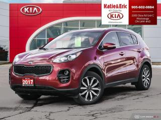 Used 2017 Kia Sportage EX 2.79% Financing Certified Pre Owned for sale in Mississauga, ON