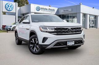 New 2020 Volkswagen Atlas Cross Sport 2.0 TSI Comfortline <b>*ADAPTIVE CRUISE* *PANORAMIC ROOF* *HEATED WHEEL/SEATS* *VEGAN LEATHER*<b> for sale in Surrey, BC