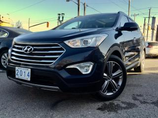 Used 2014 Hyundai Santa Fe XL for sale in Toronto, ON