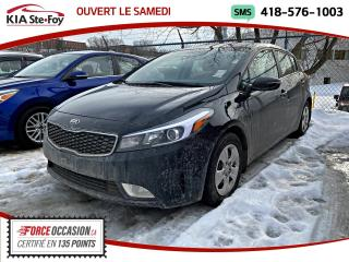 Used 2017 Kia Forte LX+ *BM *SIÈGES CHAUFFANTS *A/C for sale in Québec, QC