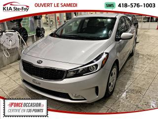 Used 2017 Kia Forte LX 4 PORTES AUTOMATIQUE for sale in Québec, QC