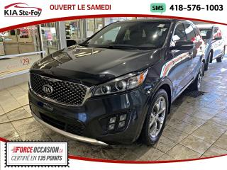 Used 2017 Kia Sorento SX V6 7 PLACES AWD for sale in Québec, QC