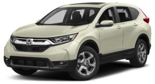 Used 2017 Honda CR-V EX REMOTE ENGINE STARTER | HONDA SENSING TECHNOLOGY | MULTI-ANGLE REARVIEW CAMERA WITH DYNAMIC GUIDELIN for sale in Cambridge, ON