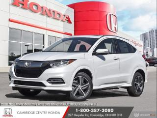 New 2020 Honda HR-V Touring GPS NAVIGATION | HONDA SENSING TECHNOLOGIES | APPLE CARPLAY™ & ANDROID AUTO™ for sale in Cambridge, ON