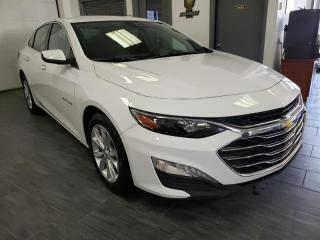 Used 2019 Chevrolet Malibu LT W-1LT for sale in Châteauguay, QC