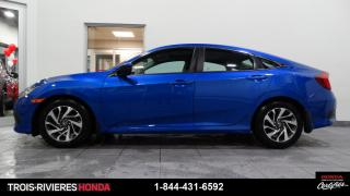 Used 2016 Honda Civic EX + MAGS + TOIT + BLUETOOTH ! for sale in Trois-Rivières, QC