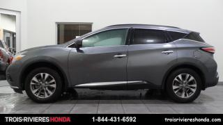 Used 2016 Nissan Murano SV + AWD + DÉMARREUR + GPS ! for sale in Trois-Rivières, QC
