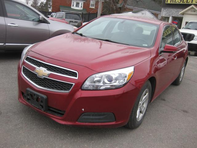 2013 Chevrolet Malibu LT FWD Auto AC Rev Camera PL PM PW