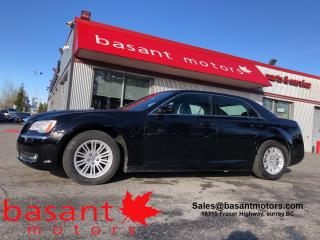 Used 2013 Chrysler 300 Touring, Leather, Push to Start!! for sale in Surrey, BC