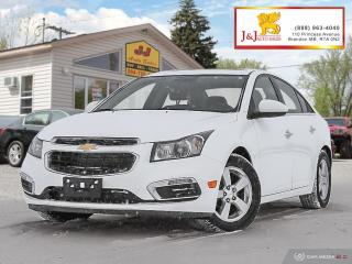 Used 2016 Chevrolet Cruze Limited 2LT Leather,Sunroof,C.Start for sale in Brandon, MB