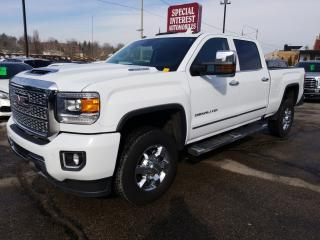 Used 2019 GMC Sierra 3500 HD Denali NAVIGATION !!  SUNROOF !!  LEATHER !! for sale in Cambridge, ON