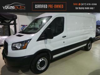Used 2019 Ford Transit 250 T250| 148INCH WB| MEDIUM ROOF| R/CAMERA for sale in Vaughan, ON