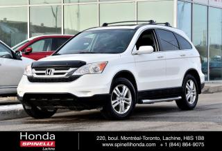 Used 2011 Honda CR-V DEAL PENDING EX AWD BAS KM SPORT AWD*TOIT*MAGS*AC*AUTO*++ for sale in Lachine, QC