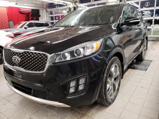 Used 2017 Kia Sorento *SX*V6*AWD*CUIR*7 PLACES* for sale in Québec, QC