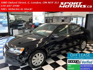 Used 2016 Volkswagen Jetta Trendline+Apple Play+Camera+NewBrakes+Accident Fre for sale in London, ON
