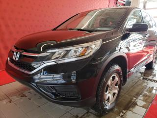 Used 2015 Honda CR-V *LX* AWD*CAMÉRA*AIR*CRUISE* for sale in Québec, QC
