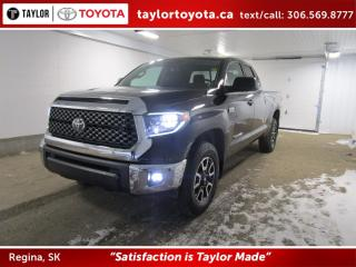 New 2020 Toyota Tundra for sale in Regina, SK