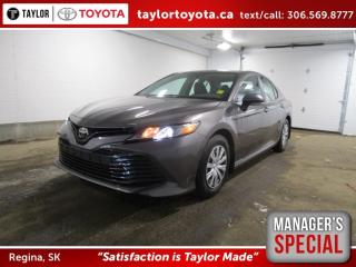 New 2020 Toyota Camry LE Save $1500 for sale in Regina, SK