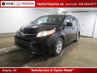 New 2020 Toyota Sienna LE 8-Passenger for sale in Regina, SK
