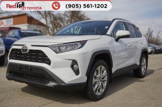 New 2020 Toyota RAV4 XLE for sale in Hamilton, ON