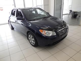 Used 2009 Hyundai Elantra GL AUTO A/C CRUISE SIÈGES CHAUFFANTS GRO for sale in Dorval, QC