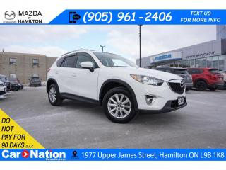 Used 2013 Mazda CX-5 GS | SUNROOF | HEATED SEATS | REAR CAM | BLUETOOTH for sale in Hamilton, ON