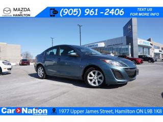 Used 2011 Mazda MAZDA3 GX AS-TRADED   ALLOYS   GREAT CONDITION for sale in Hamilton, ON