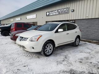 Used 2011 Nissan Rogue SL for sale in Edmonton, AB