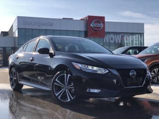 New 2020 Nissan Sentra SR for sale in Midland, ON