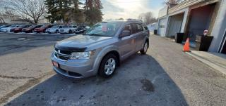 Used 2016 Dodge Journey Canada Value Pkg for sale in Cornwall, ON