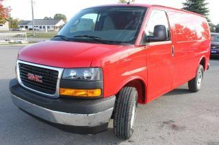 New 2020 GMC Savana 2500 Work Van for sale in Carleton Place, ON
