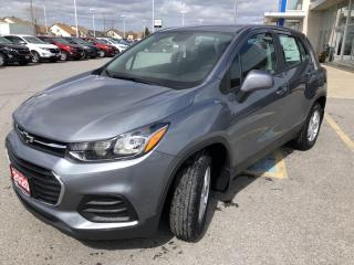 New 2020 Chevrolet Trax LS for sale in Carleton Place, ON