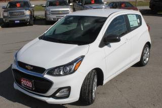 New 2020 Chevrolet Spark LS CVT for sale in Carleton Place, ON